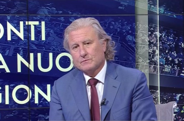 Porrà (Sky): «Ha ragione De Laurentiis, i vertici arbitrali devono spiegare. Assurda espulsione Ancelotti»