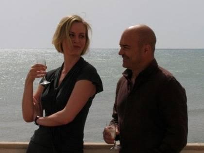 Dialogo tra Montalbano e Ingrid sulle fimmine