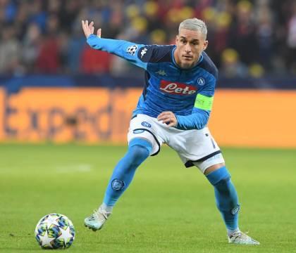 CorSport: Callejon 320 presenze col Napoli, è ad un passo da