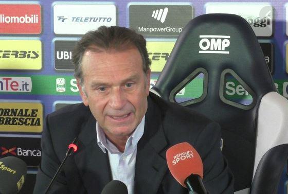 Cellino: «Lo Stato salvi il calcio, è la terza industria del Paese. Ci sconti i contributi sui calciatori»
