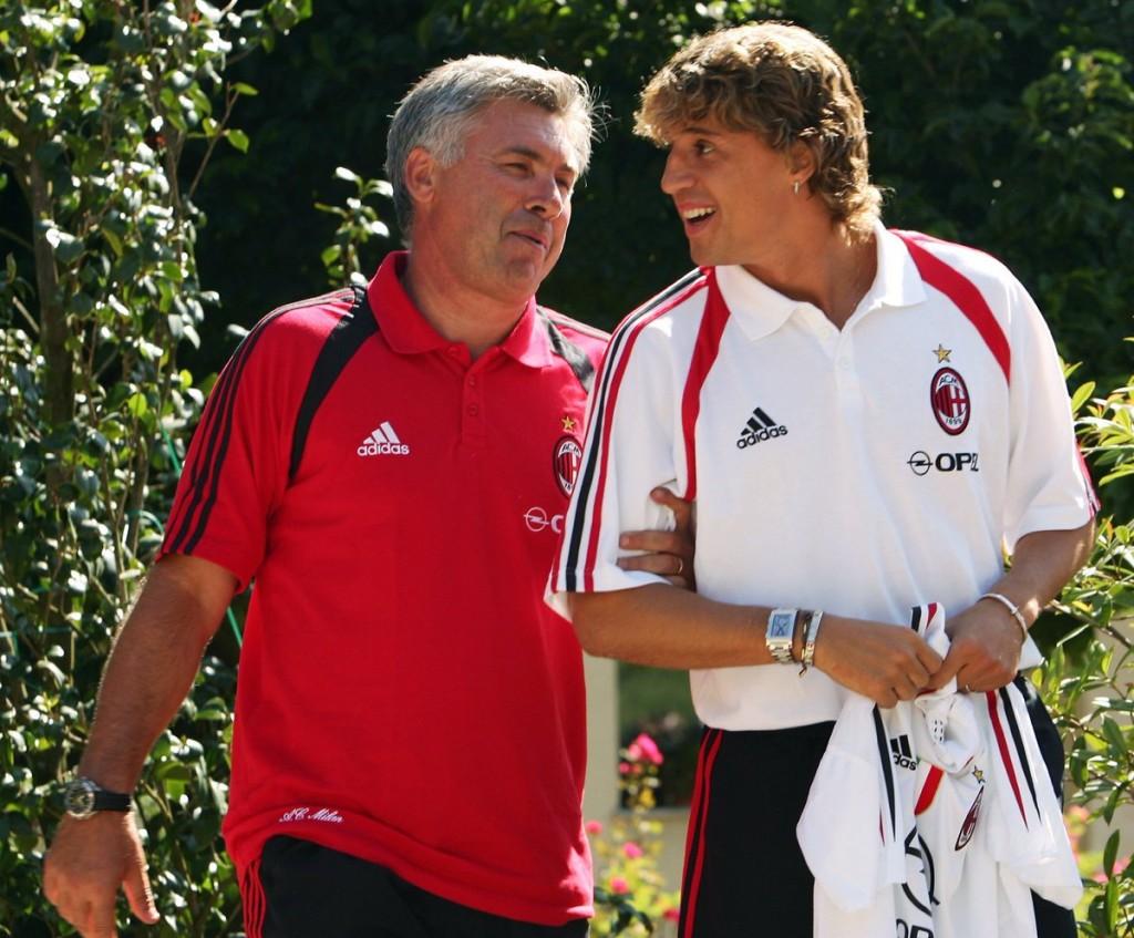 Crespo e i suoi inizi in Serie A, a 21 anni: «Ancelotti mi ha sostenuto e protetto»