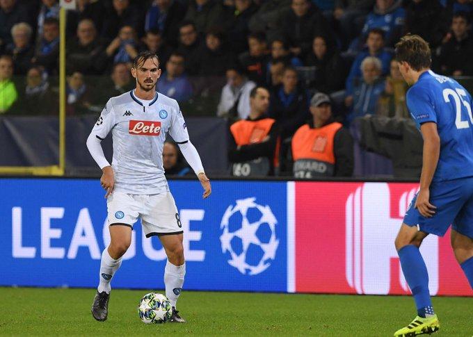 Marca: il Real vuole Fabian ma i rapporti con il Napoli non sono buoni dopo l'affare James