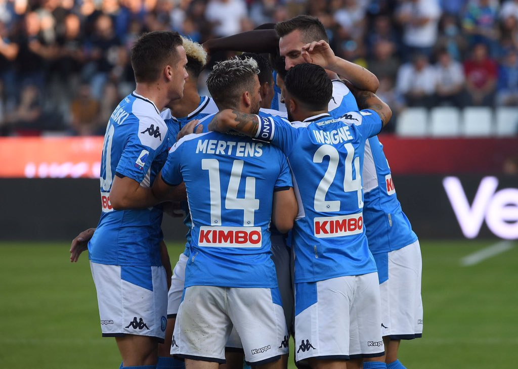CorSport: la sfida con il Genk vale 30 milioni e la possibilità di risollevare il Napoli