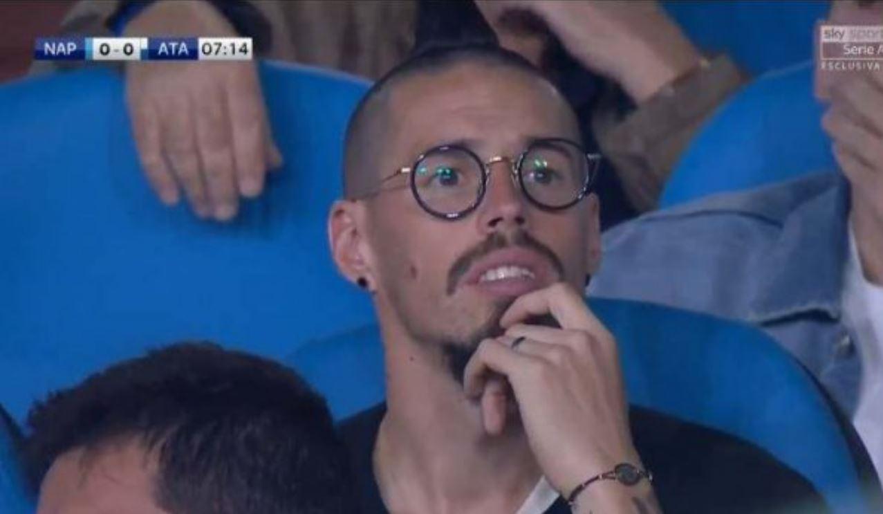 """Hamsik: """"Il Barcellona è il favorito, ma non dobbiamo aver paura di attaccarli"""""""