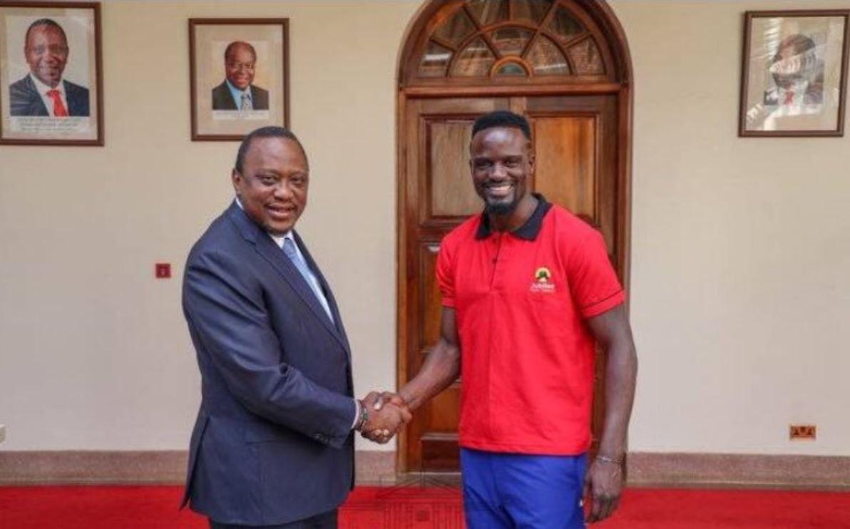 Mariga candidato al parlamento in Kenya