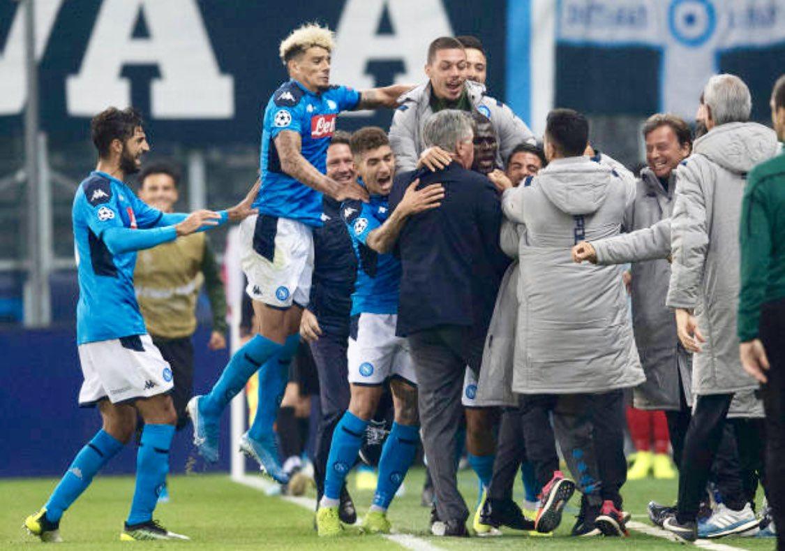 """Ancelotti: """"Notte fantastica di Champions. Felice per il carattere della squadra"""""""