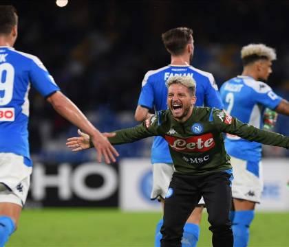 Napoli Verona 2 0, pagelle / Il Napule è cinico e vince. Rom