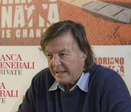 """Panatta: «Al Parioli dissi: """"gioco per voi ma voglio la Gilera 125: avevo 16 anni»"""