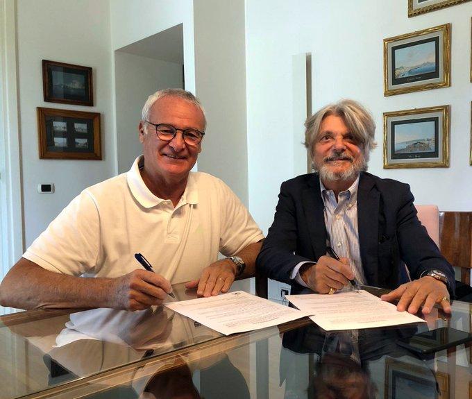 Il Messaggero: Pioli e Ranieri, i Mister Wolf del calcio italiano