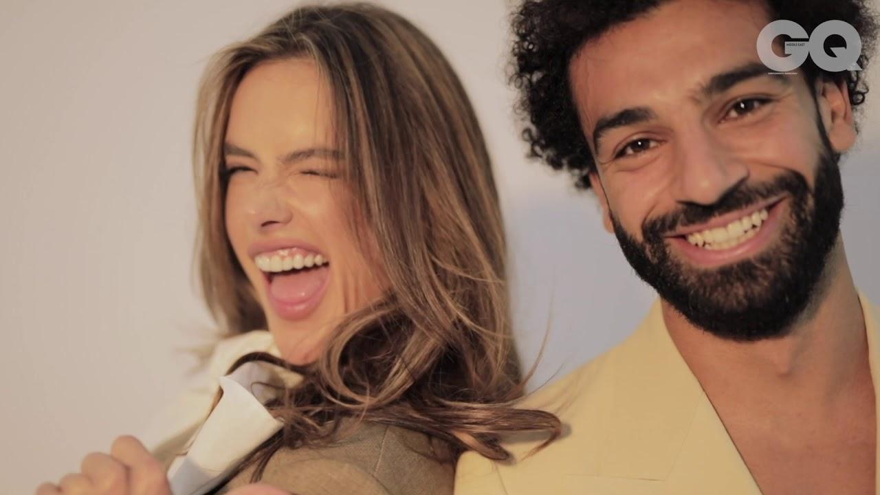 """Le foto """"oscene"""" di Salah e Alessandra Ambrosio indignano l'Egitto"""