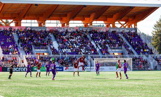 Tuttosport: In Canada il primo stadio interamente costruito in legno