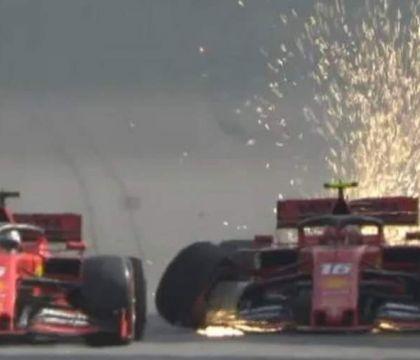 La Ferrari risolva il caso Vettel-Leclerc prima che sia troppo tardi