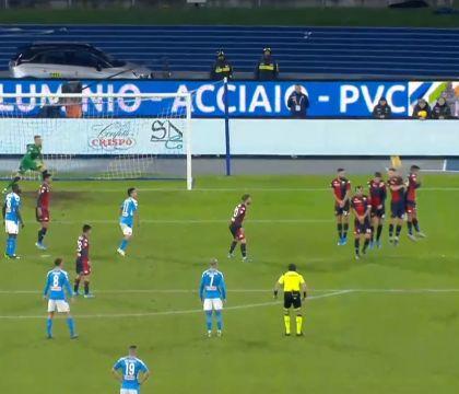 Trombetti: Napoli squadra senza più personalità. Non protest