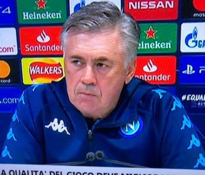 """Ancelotti: """"Non vorrei mai che i calciatori giocassero per m"""