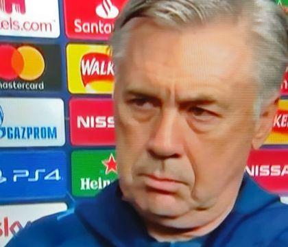 """Ancelotti: """"Domani incontro di comune accordo con De Laurent"""