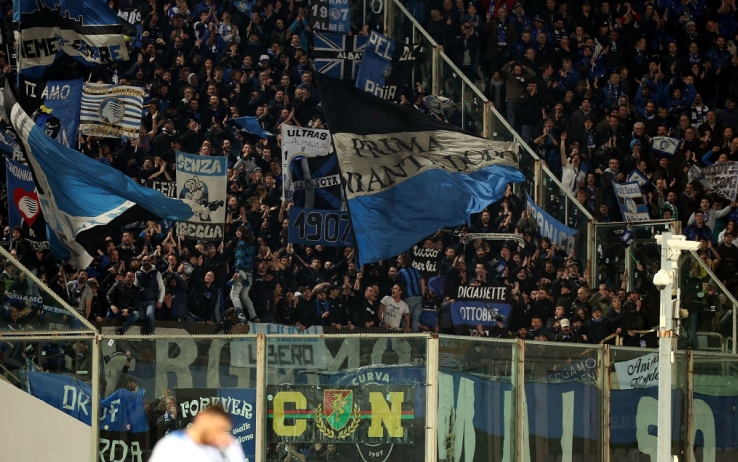 """Gli ultras chiedono all'Atalanta di abbandonare il campionato: """"Esultare non ha più senso"""""""