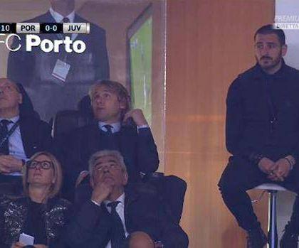 Repubblica: Ronaldo non avrà uno sgabello come Bonucci
