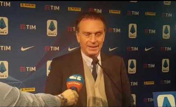 Cellino: «Se ci costringono a giocare, il Brescia le perderà tutte a tavolino. Per rispetto dei nostri morti»