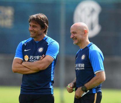 Inter, non solo Conte, anche il preparatore atletico Pintus
