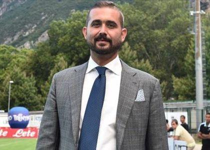 """Edo De Laurentiis: """"I calciatori sono dei dipendenti e ci vu"""