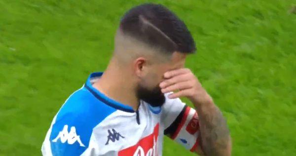 Repubblica: nullo il contributo di Insigne contro l'Udinese