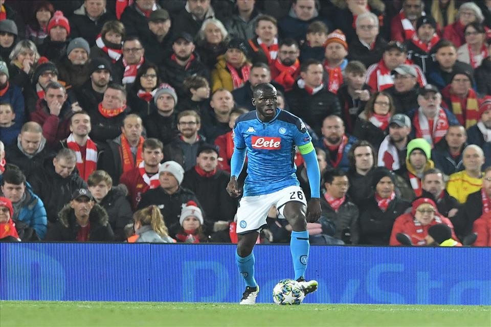 """Koulibaly: """"Sono e sarò sempre con Ancelotti. Il mister fa di tutto per aiutarci"""""""