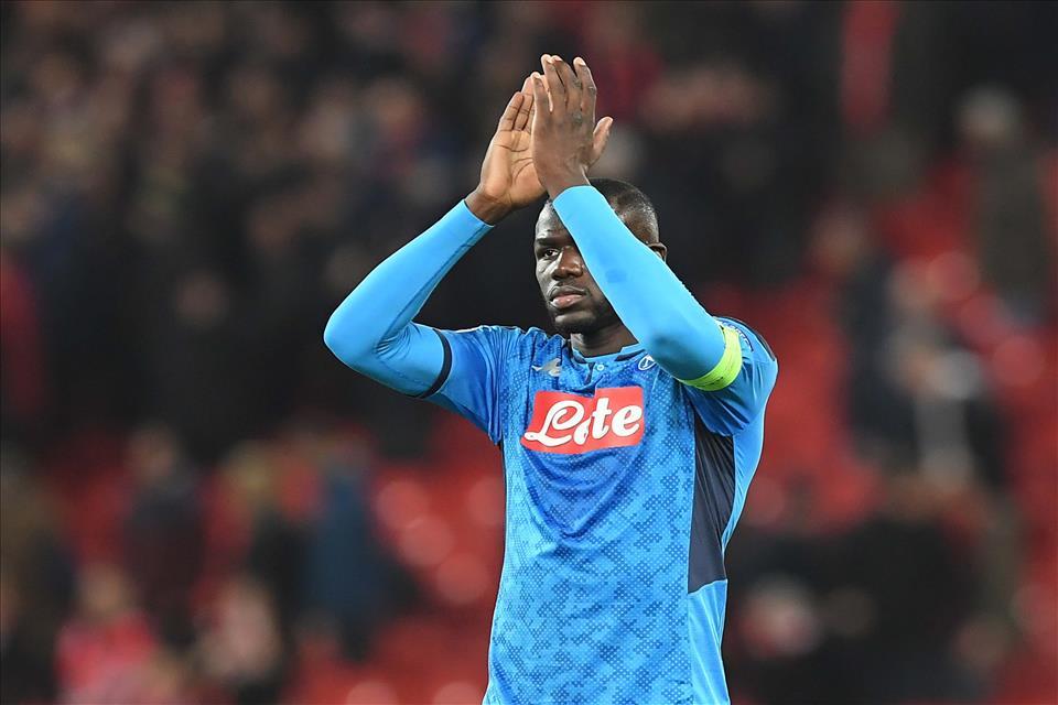 Koulibaly si allena a parte per una contusione alla spalla, Udinese a rischio