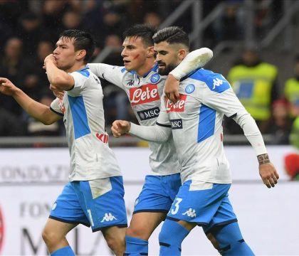 Gattuso ha allertato Elmas e Lozano per sostituire Insigne in caso di necessità
