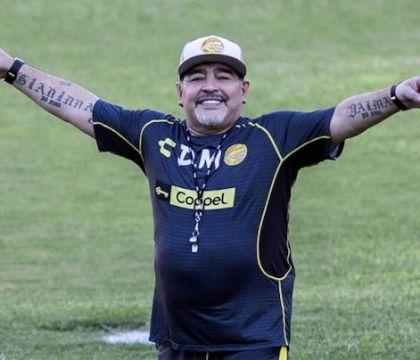 Corsport: presunto figlio di Maradona ha chiesto la riesumazione del cadavere per il dna