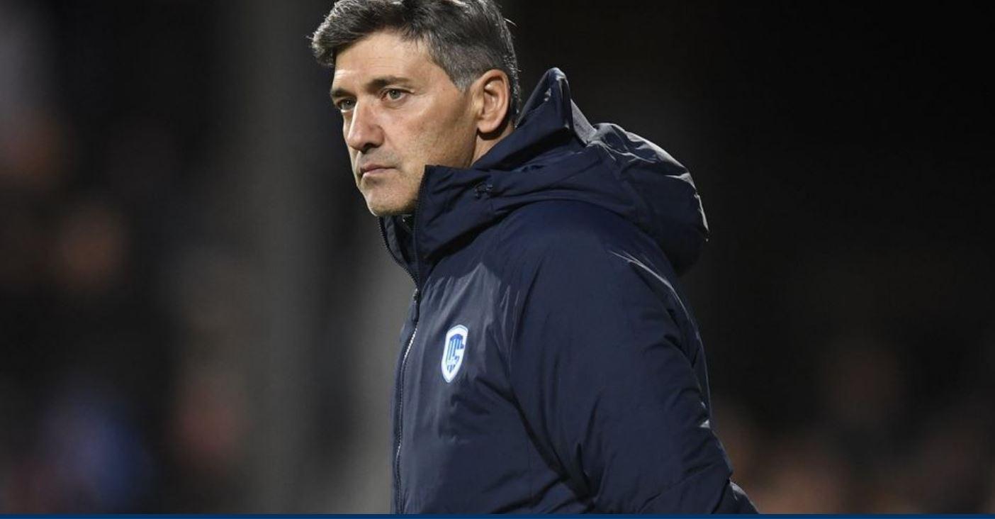 Il Genk esonera l'allenatore Felice Mazzu