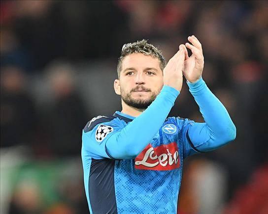 """Ausilio: """"Contatti per Mertens molto recenti, ma lui vuole restare a Napoli"""""""