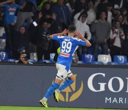 """CorSport: Gattuso carica Milik: """"Io credo in te e tu sei al"""
