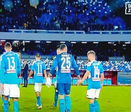 Il Napoli ha segnato 5 gol in meno rispetto allo scorso anno |  la Juve 6