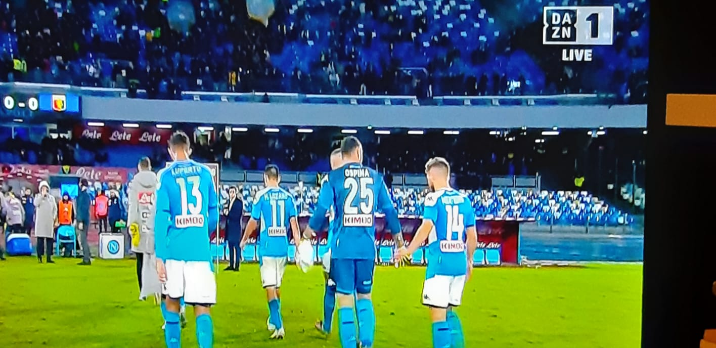 Tuttosport: clima teso nel Napoli. I calciatori preparano i ricorsi. La sentenza a fine stagione