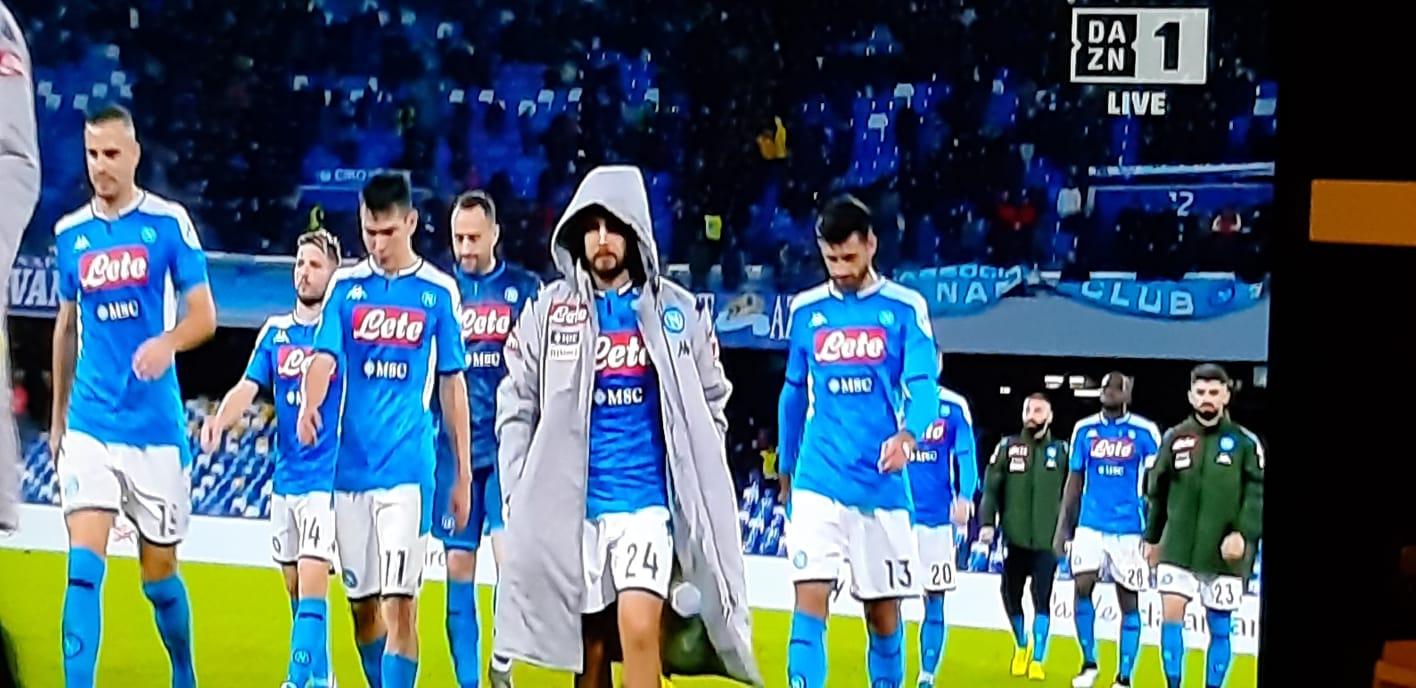 """Biasin: """"Il Napoli può uscire dalla crisi solo con i risultati"""""""