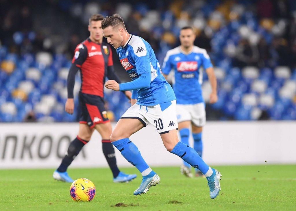 Genoa-Napoli, dove vedere la partita in tv