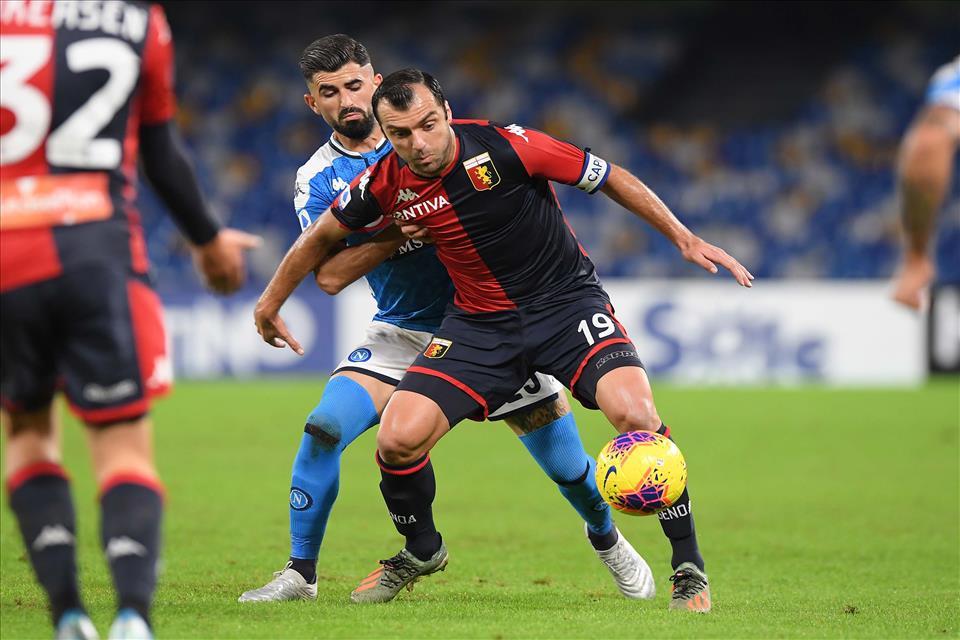 CorSera: Napoli-Genoa lascia un senso di vuoto. Mortificanti gli ...