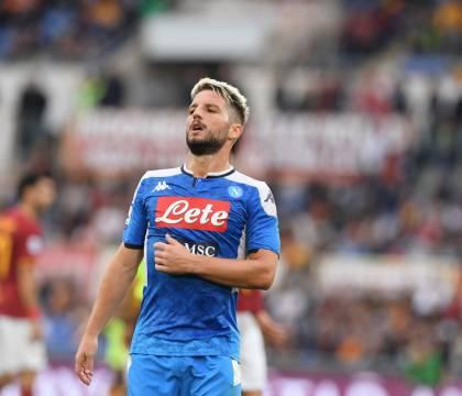 Mattino: futuro Mertens, anche la Juventus ha fatto un sonda