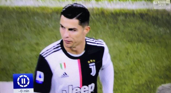 Ronaldo, marcia indietro: «Nessuna polemica con la Juventus per la sostituzione»