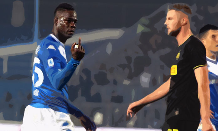 Un piccolo caso Balotelli a Brescia: Grosso lo caccia dall'allenamento