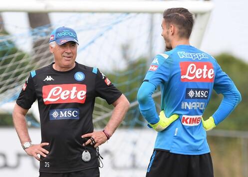 Report allenamento Napoli: Milik ha svolto una parte del lavoro in gruppo