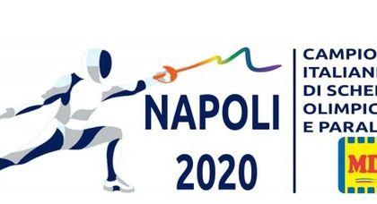 Napoli capitale della scherma 2020, a giugno gli assoluti it