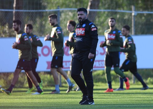 Report allenamento Napoli: Ghoulam torna in gruppo