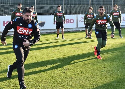 CorSport: Napoli affaticato, Gattuso pensa al secondo giorno di riposo settimanale