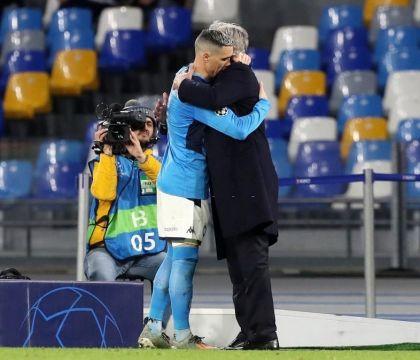 CorSport: le lacrime dei calciatori del Napoli nello spogliatoio. In molti ...