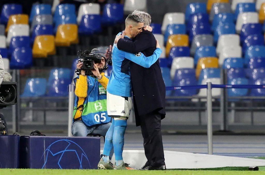 CorSport: le lacrime dei calciatori del Napoli nello spogliatoio. In molti sono pentiti
