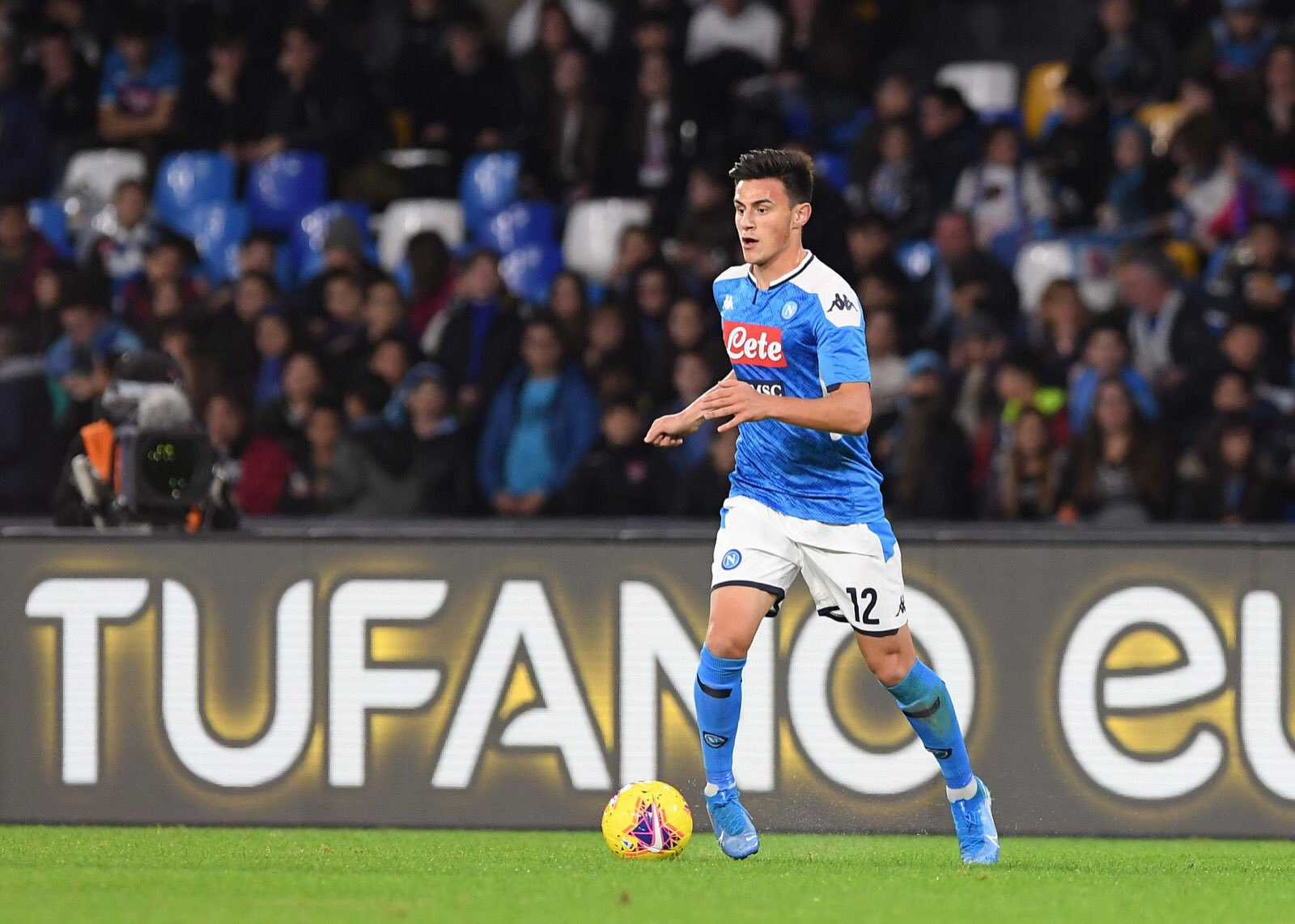 Barcellona-Napoli, in caso di forfait di Insigne, Elmas titolare, Lozano subentrerà dalla panchina