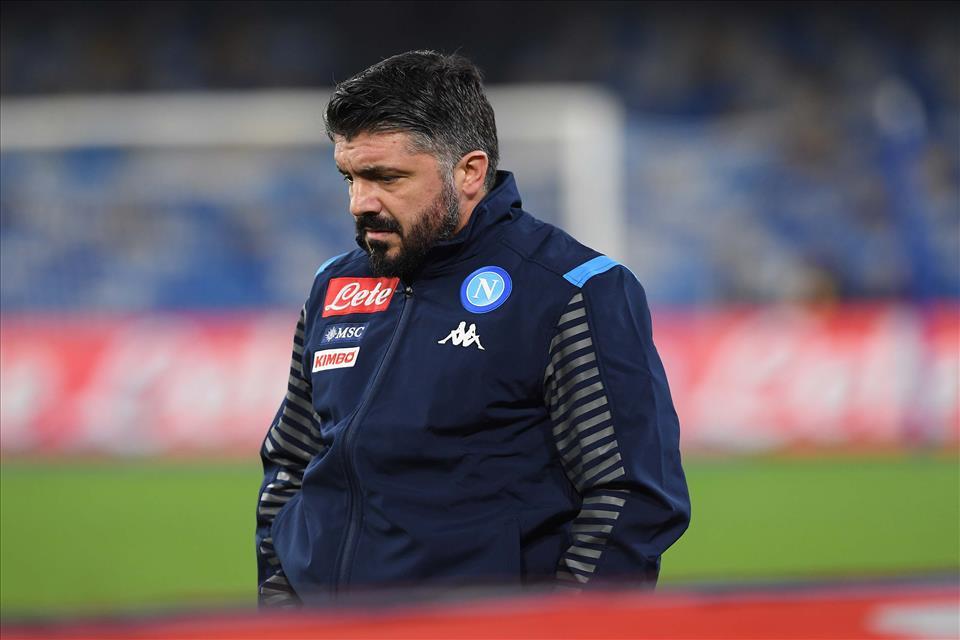 Gattuso come Zeman, 4 sconfitte nelle prime 5 sulla panchina del Napoli