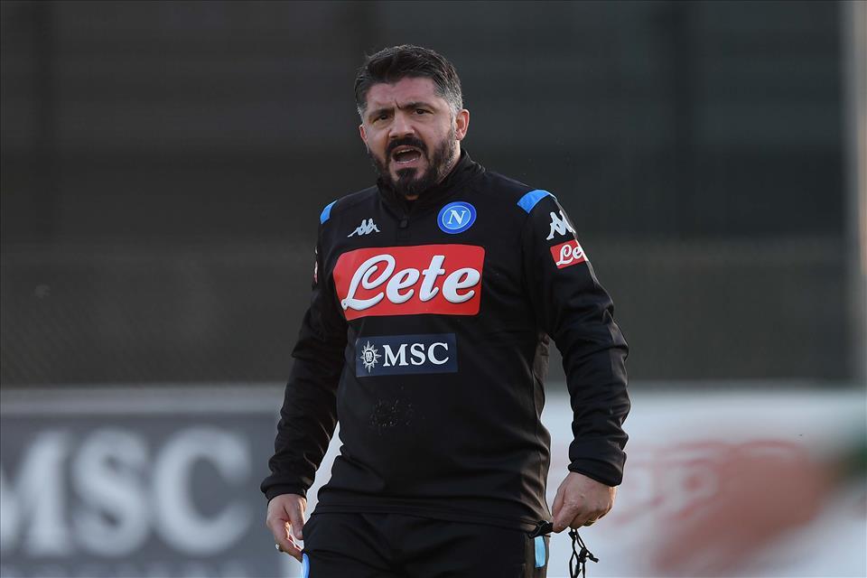 Gattuso: «Il mio obiettivo è far tornare l'entusiasmo a Napoli»