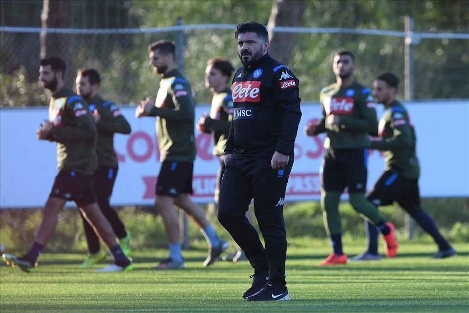 Gazzetta: azzurri stanchi, ma soddisfatti dopo gli allenamenti di Gattuso